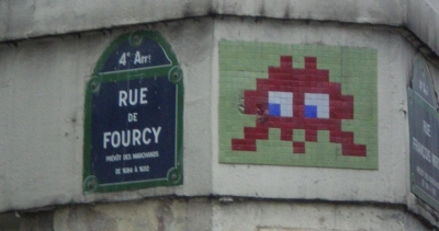 Space Invader 4eme