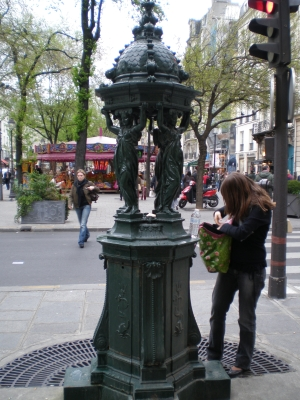fontaine wallace Saint Paul