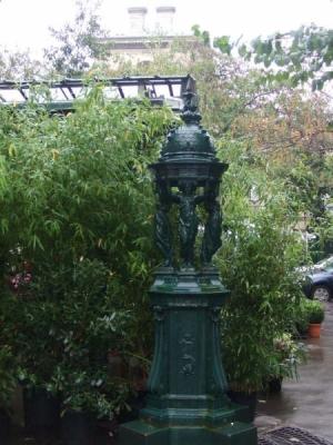 fontaine wallace du 4eme arrondissement