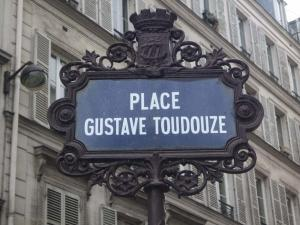 place Toudouze Paris