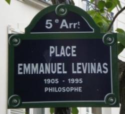 place Emmanuel Levinas