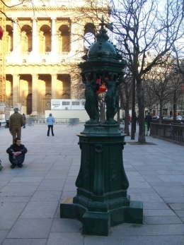 Fontaine Saint Sulpice