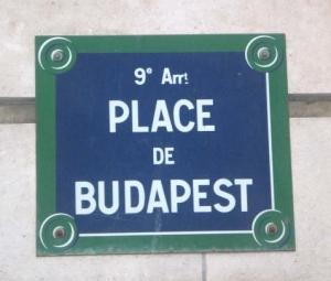 Fontaine place budapest