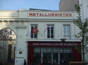 Maison des metallos