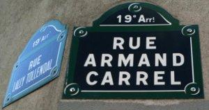 Rue Armand Carrel