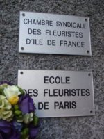 école des fleuristes de Paris